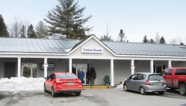 Union Bank branch at Marty's 1st Stop on 421 Route 2 East in Danville, VT