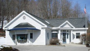 Union Bank branch on 198 Lower Main West in Johnson, VT