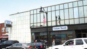 Union Bank branch on 76 Main Street in Littleton, NH