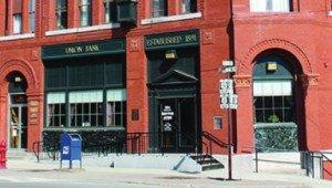 Union Bank branch on 364 Railroad Street in St. Johnsbury, VT