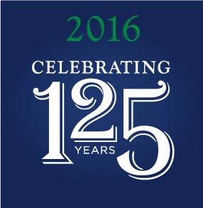 2016. Celebrating 125 Years.