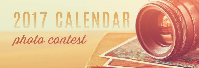 2017  Calendar Photo Contest header image