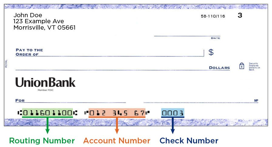Ordering Personal or Business Checks - Union Bank