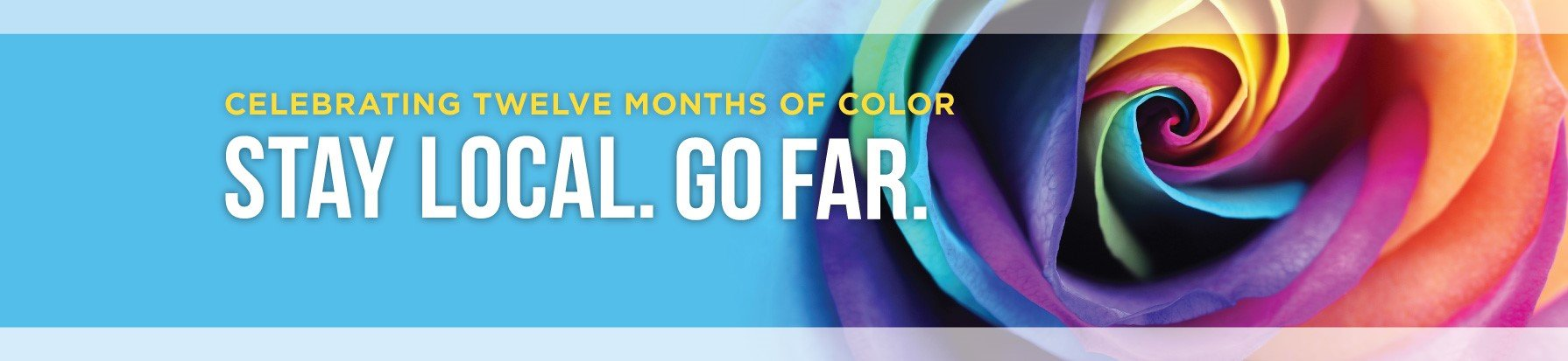 Celebrating Twelve Months of Color. 2018 Photo Calendar Contest. Click to Learn More