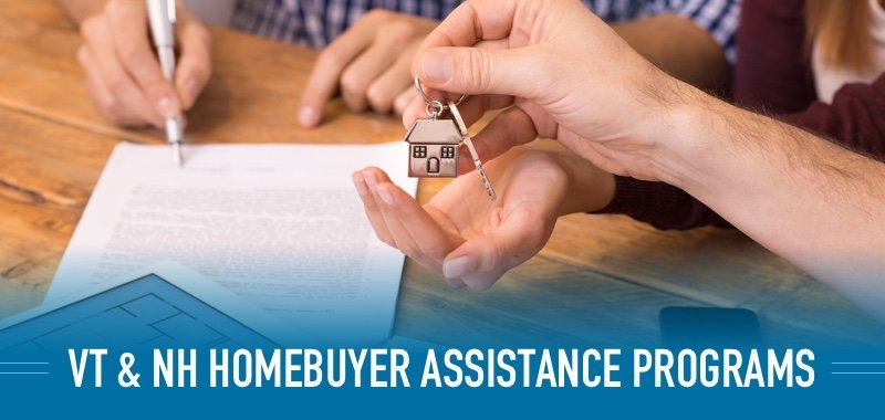 VT & NH Homebuyer Assistance Programs