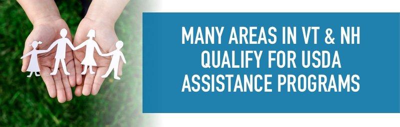 VT & NH USDA Qualifications