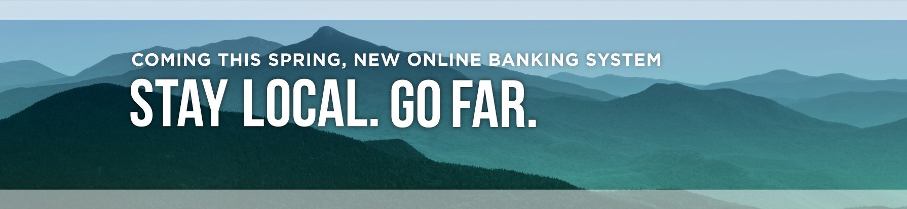 New Online Banking System