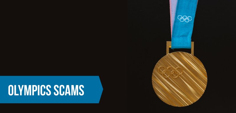 Olympics Scams