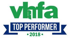 VHFA Top Performer 2018
