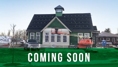 Jericho Branch opening in May