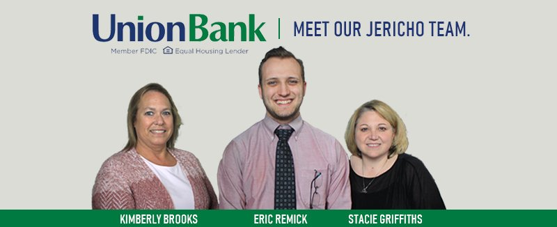 Jericho Banking Team