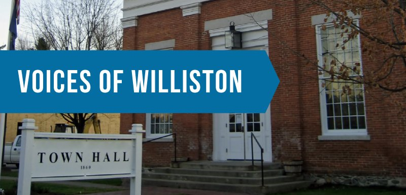 Voices of Williston