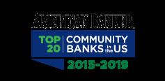 American Banker Top 20