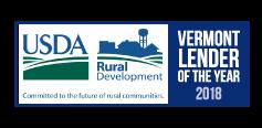 VT Lender Award
