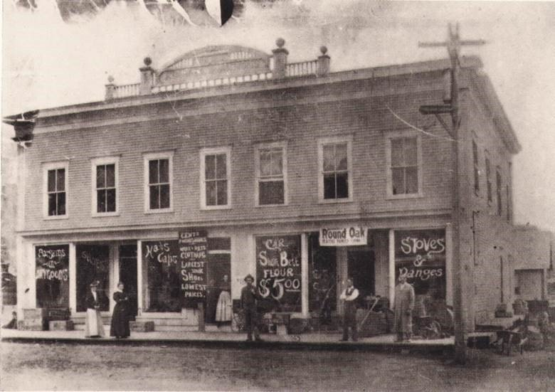 Shaw's General Store building
