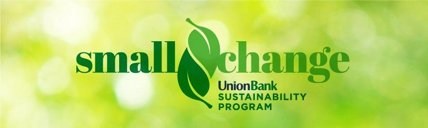 Small Change / sustainability program