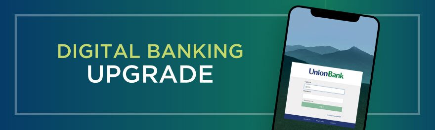 Digital Banking Upgrade