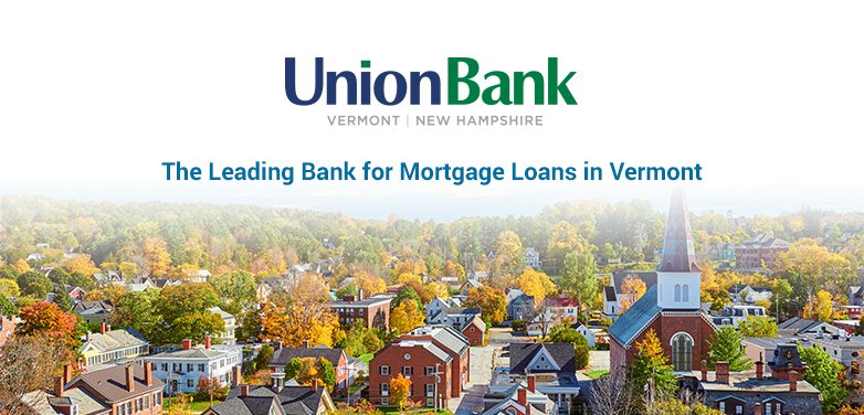 The Leading Bank for Mortgage Loans in Vermont