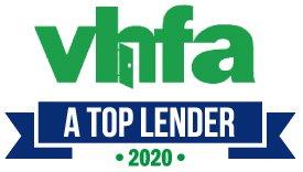 VHFA Top Lender 2020